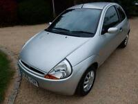 CHEAP CAR - 2005 55 FORD KA 1.3 COLLECTION A/C 3D 69 BHP