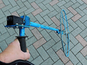 Hand made click wheel. measuring wheel, ruler London Ontario image 1