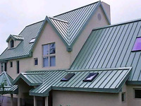 Tin ROOFS and SIDING