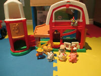 Little People Fun Sounds Farm with Animals