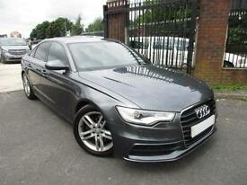 2011 Audi A6 Saloon 3.0 TDI S Line S Tronic Quattro 4dr 1 OWNER EX POLICE FSH