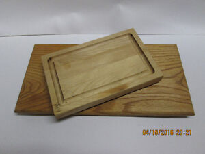 Wood cutting boards & serving trays -great Christmas Gifts. Kitchener / Waterloo Kitchener Area image 8