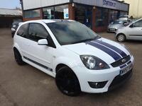 Ford Fiesta 2.0 2007 ST 76072 MILES*** FULL SERVICE HISTORY*** FULL LEATHER***