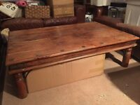 Maharani style large coffee table