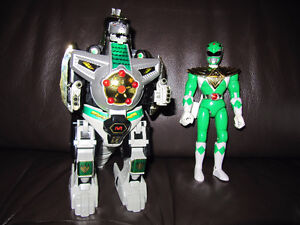ON HOLD - DRAGONZORD - MMPR