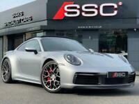 Porsche 911 3.0T 992 Carrera 4S PDK 4WD (s/s) 2dr
