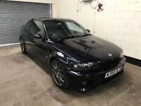 Bmw M3 Coupe SMG 340 Bhp, FSH Leather, Paddle Shift, 12 Month Mot 3 Month Warranty