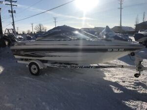 Very nice  condition 1997 Glastron 18.5 ft with 4.3 Mercruiser