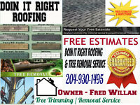 DOIN IT RIGHT EAVESTROUGH/GUTTER CLEANING&REPAIR