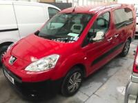 2010/10 Peugeot Partner 1.6HDi ( 90 ) L2 750 SE - NO VAT