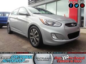 Hyundai Accent GLS | Moonroof | Heated Seats | Bluetooth 2017