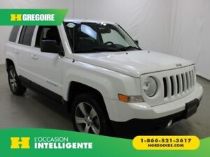 2017 Jeep Patriot High Altitude 4x4 Cuir Toit-Ouvrant Mags