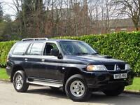 Mitsubishi Shogun Sport 2.5 TD Classic 5dr VERY LOW MILES DIESEL+1 FORMER KEEPER