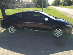 2012 Honda Civic Civic coupe Coupe (2 door)