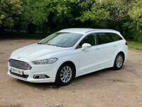 2017 Ford Mondeo 1.5 TDCi ECOnetic Zetec 5dr ESTATE Diesel Manual