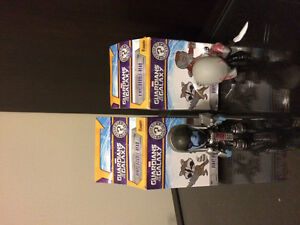 Funko Guardians of the galaxy mystery minis , lot of two. 6$
