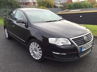 2009 VOLKSWAGEN PASSAT 2.0 TDI DSG 140 BHP CR HIGHLINE * FULLY LOADED *