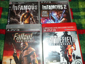 PS3 Games $10 Each. Prince George British Columbia image 3