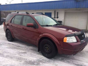 2007 Ford FreeStyle/Taurus X Familiale