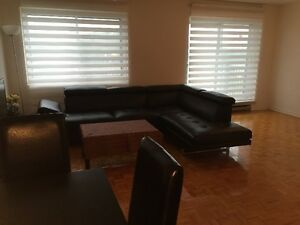31/2 apartment sub-lease Saint-Laurent all included