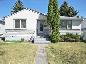 2 BEDROOM + 1 BATH LOWER SUITE JUST STEPS TO 17 AVE !
