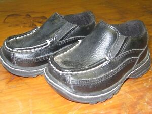 Black Shoes - Buster Brown Brand