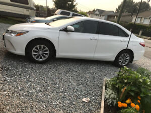 2017 Toyota Camry - Like new (Low KMs) - $20100