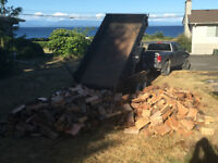 Seasoned Fir Firewood For Sale - $160 (Campbell River Only)
