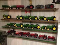 Collectible tractors