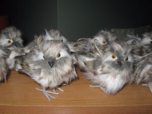 Baby Owl Decoration Ornaments