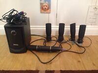P c sound system