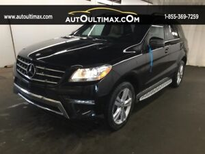 Mercedes-Benz M-Class 4MATIC 4dr ML 350 BlueTEC 2015