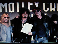 Motley Crue... The Final Tour ---- Saturday Dec 12, 2015---