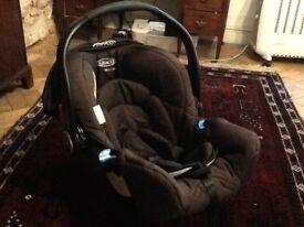 Baby car seat Graco Tri logic