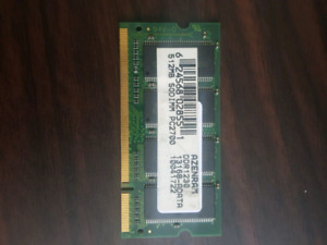 Assorted computer RAM, as is.
