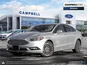 2017 Ford Fusion SE AWD-LEATHER-NAV-PRICED VERY LOW