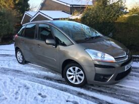 Citroen C4 Picasso VTR HDi 2008 Model Mint Condition Only £2000 ono