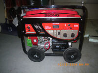 8000 Watt start, gas generator Electric start