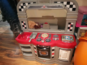 Little tikes diner toy