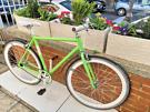 """Single Speed Fixie NO LOGO Road Bike 54cm 21"""" Frame size"""