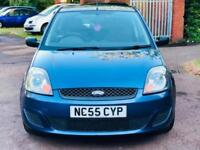 Ford Fiesta 1.6 auto 2006MY Style