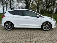 2020 Ford Fiesta 1.0T ECOBOOST 125 ST-LINE X (S/S) 5DR SAT NAV P/ LEATHER 18I