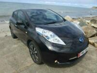 2017 Nissan Leaf 80kW Tekna 24kWh 5dr Auto Hatchback Electric Automatic