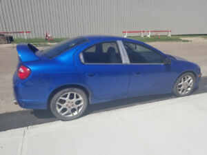2004 DODGE NEON SRT4 SEDAN 2 4L TURBO
