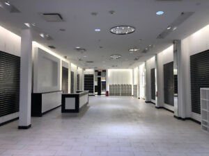 Prime Location! Commercial Retail Opportunity. St-Catherine St W