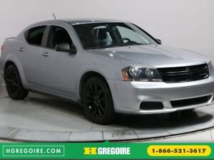 2013 Dodge Avenger 4dr Sdn AUTO A/C MAGS BLUETOOTH