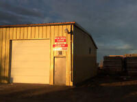 Industrial Warehouse & Yard Available - For Sale or For Lease