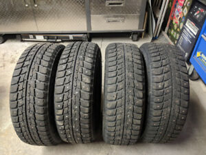 *WINTER TIRES* - 175/65R14 studded Zeta Antarctica Ice