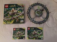 Lego set 7065 - Alien Mothership