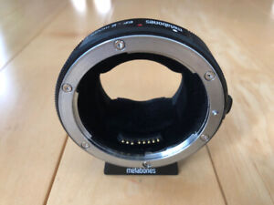 Metabones Mark IV Canon EF to Sony E-Mount Lens Smart Adapter